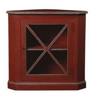 Corner chest