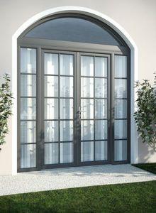 MENUISIER CONSEIL -  - 2 Door Glass Door