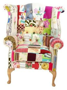KELLY SWALLOW - penny lane mad hatter - Armchair With Headrest