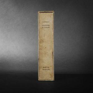 Expertissim - [longus]. les pastorales de longus ou daphnis & ch - Old Book