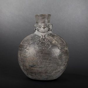 Expertissim - vase-figure en céramique. pérou, chimu - Pre Columbian Object