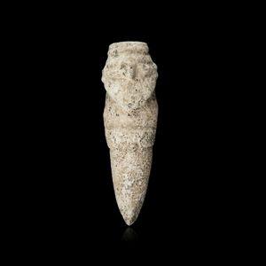 Expertissim - pendentif en forme de défense de sanglier. equateu - Pre Columbian Object