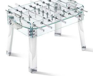 Teckell - contropiede blanc - Football Table