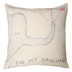 Sugarboo Designs - pillow collection - for my darling - Children's Pillow