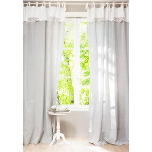 MAISONS DU MONDE - rideau condorcet 140x300 - Lace Curtain