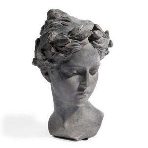 Maisons du monde - buste vénus gris - Sculpture