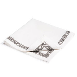 Maisons du monde - serviette dégustation - Table Napkin
