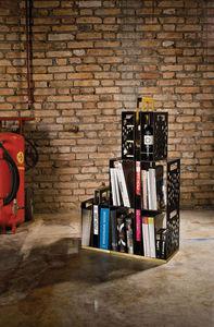 CUPROOM - move system - Modular Bookcase