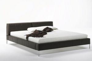 Matteograssi - britt bed - Double Bed