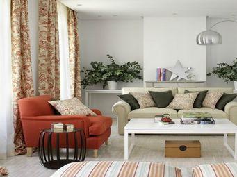 KA INTERNATIONAL -  - Living Room