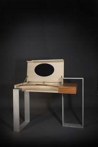 DAAN KOERS ÉBÉNISTE - coiffeuse monolithe - Dressing Table