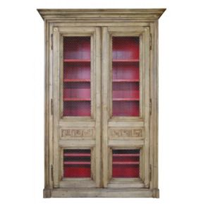 Moissonnier - grecque - Display Cabinet