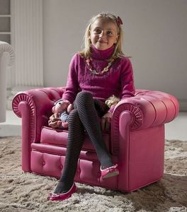 SANTAMBROGIO MILANO -  - Children's Armchair