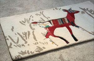 LECONS DE CHOSES - biche - Children's' Rug