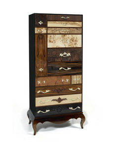 BOCA DO LOBO - queens - Chest Of Drawers