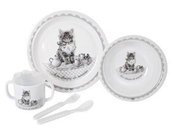 Mathilde M - mon premier coffret repas la dînette de minette - Child Plate