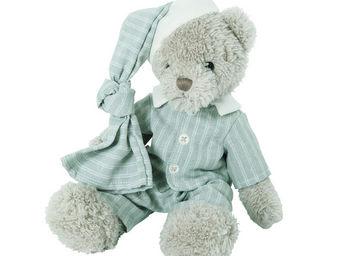 Mathilde M - les toudoux oscar l'ours - Soft Toy