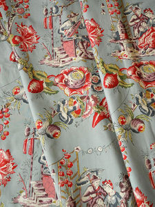 Georges Le Manach -  - Upholstery Fabric