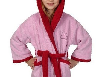 SIRETEX - SENSEI - peignoir enfant bicolore capuche betsy - Children's Dressing Gown