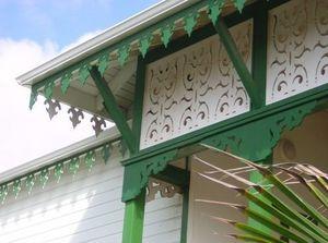 Déco Robinson - grunwald - Decorative Roofline Frieze