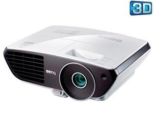 BENQ - vidoprojecteur 3d w700 - Video Projector