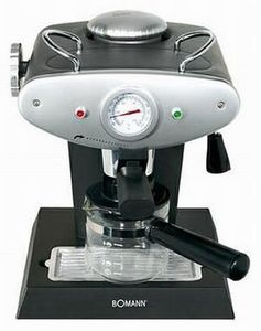 Bomann - cafetires expresso bomann es1913cb - Espresso Machine