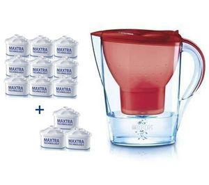 BRITA - lot de 9 cartouches maxtra + 3 cartouches maxtra o - Carafe Water Filter