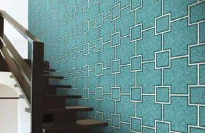 DEMOUR & DEMOUR Mosaïques - clover - Mosaic Tile Wall