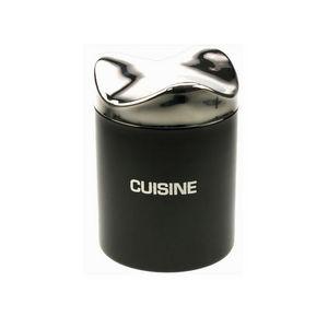 WHITE LABEL - boîte de cuisine moderne en inox - Biscuit Tin