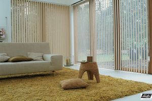 Roussel Stores -  - Blind With Vertical Stripes