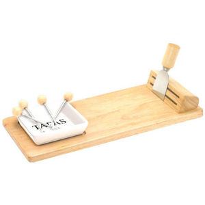 WHITE LABEL - ensemble spécial tapas de 7 pièces - Tapas Set