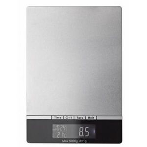 Delta - balance électronique grise - Electronic Kitchen Scale