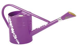 NATUR'ELLE - arrosoir natur'elle en acier 7.4l 62x20x32cm - Watering Can