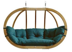 Amazonas - canapé suspendu globo royal vert - Swinging Chair