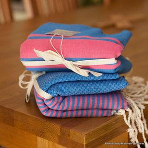 Zandaraa - drap de plage 1148534 - Fouta Hammam Towel