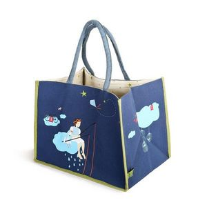 RÊVES DE GRENOUILLE - grand nuage - Toy Bag