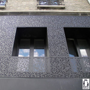 DAMPERE - tole ajourée - Wall Covering