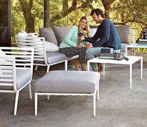 Gloster - vista - Garden Sofa