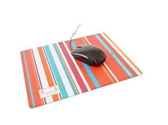 Les Toiles Du Soleil - angra capucine - Mouse Pad