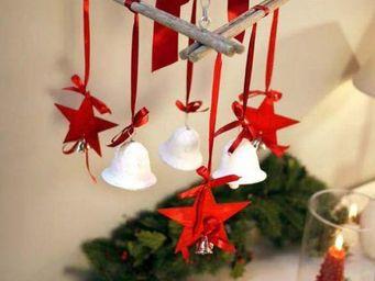 Interior's - en rotin - Christmas Decoration