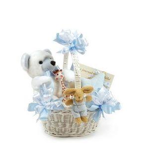 Au Nain Bleu - corbeille madeleine - Newborn Gift Box