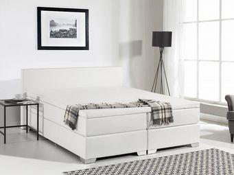 BELIANI - president blanc - Double Bed