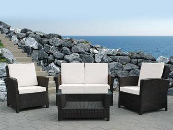 BELIANI - rimini - Garden Furniture Set