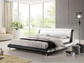 BELIANI - lit à eau nizza 160x200 cm - Waterbed