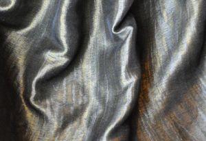 Antoine d'Albiousse - festival or noir - Children's Furniture Fabric