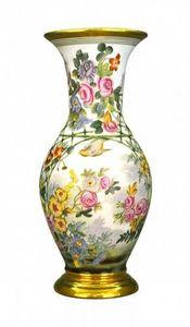 Demeure et Jardin - vase 1900 - Decorative Vase