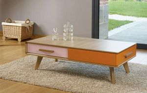 DASRAS - paul - Coffee Table With Drawers