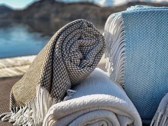 MARIAFLORA -  - Fouta Hammam Towel
