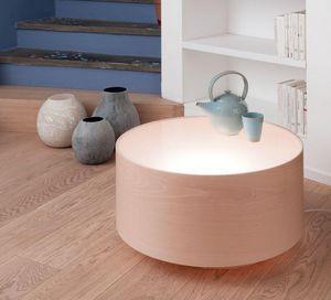 Villa Home Collection - akira - Luminescent Coffee Table