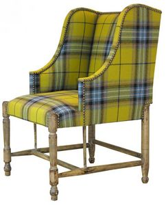 Moissonnier -  - Armchair With Headrest